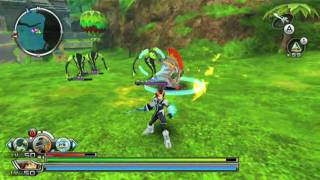 Spectrobes Origins Wii Gameplay