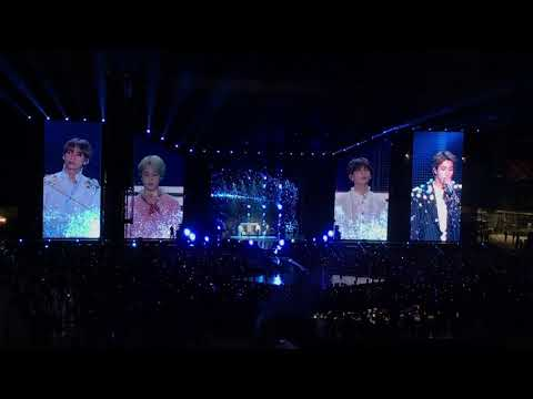 BTS- The Truth Untold (Love Yourself Tour Citi Field, NY) 10/06/2018