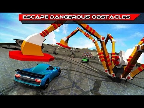 Car Stunt Race Driver 3D - Android Gameplay HD
