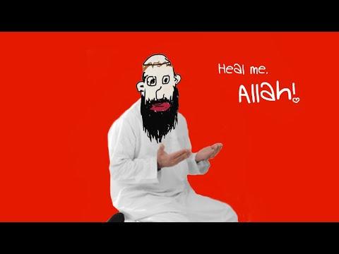 Praying to Allah on Friday