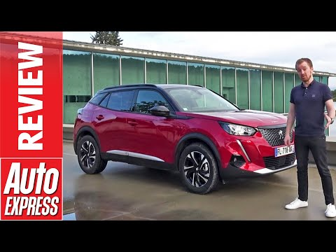 New 2020 Peugeot 2008 review - small SUV goes large on style