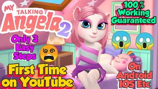 How to download My Talking Angela 2 Game   Very Easy Steps   Latest Update   screenshot 2
