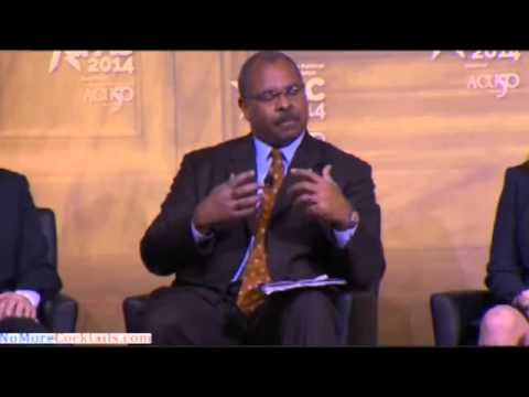 Ken Blackwell CPAC 2014: Obama's philosophy celebrates collective good & supremacy of federal gov't