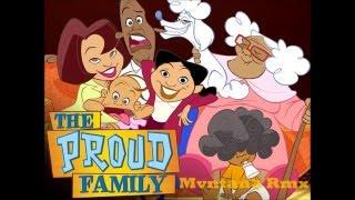 vuclip Proud Family Theme ( IG: @Mvntana )