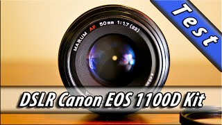 DSLR Canon EOS 1100D video test Видео тест зеркального фотоаппарата(DSLR #Canon #EOS #1100D #Kit 18-55 IS II video camera footage test 1280*720p 30fps day, night, indoor, outdoor, focus, zoom, stabilization. #Кэнон 1100D ..., 2016-03-30T08:39:31.000Z)