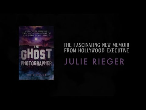 The Ghost Photographer | Book by Julie Rieger | Official