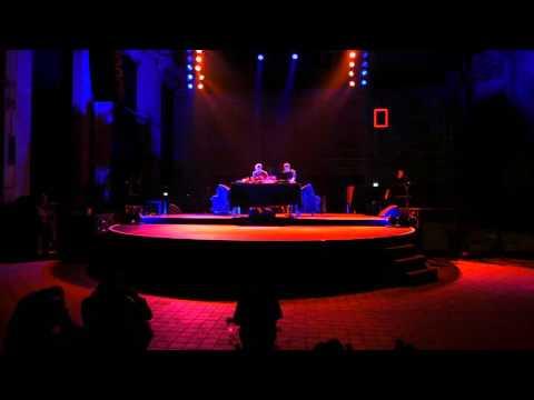 Dalhous @ The long now, Kraftwerk Berlin 19.03.2016