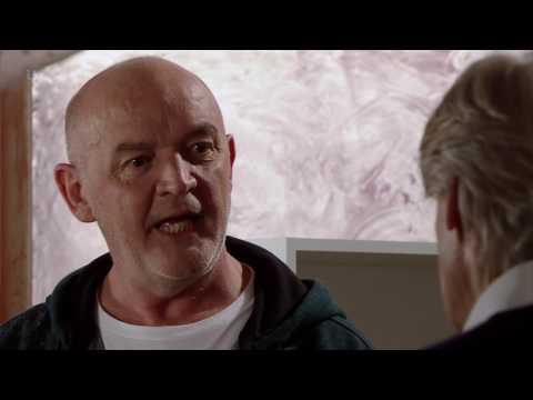 Coronation Street - Phelan and Ken Get Into a Bitter Furious Row
