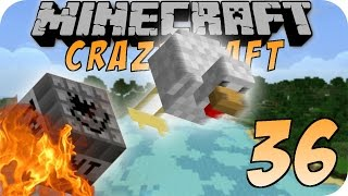 Minecraft CHAOS CRAFT #36 - Gravity TNT