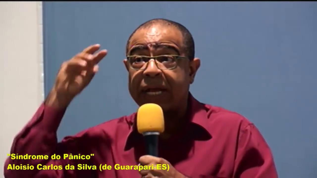 Pânico no mundo atual - Aloisio Carlos da Silva