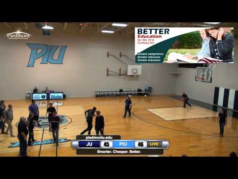 Piedmont International University Vs. Johnson University