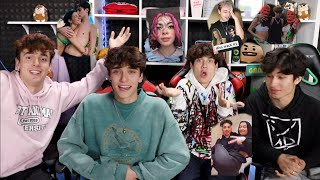 Charli Damelio & Chase Hudson Get Roasted!? #TeaTok Addison Leaves Bryce For Trippie Redd?