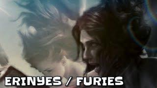 Furies ( Erinyes ) Mitologi Yunani