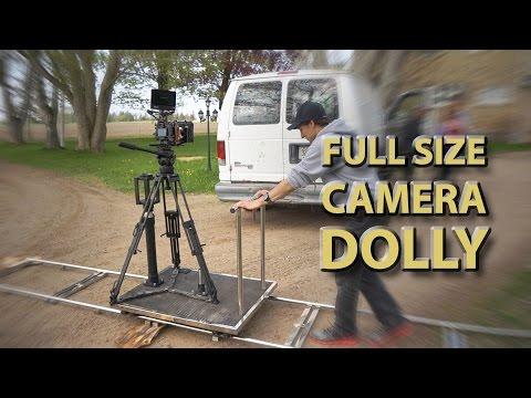 Pro Camera Dolly under $1000!!!