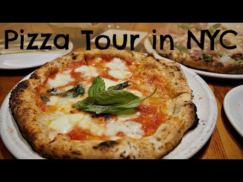 Pizza in New York City - A Pizza Tour