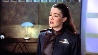 "Babylon 5 gift shop Ivanova quote: ""We're not some Deep Space Franchise"""