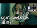 İçerde 22. Bölüm - Yaşar'a Paket Servis
