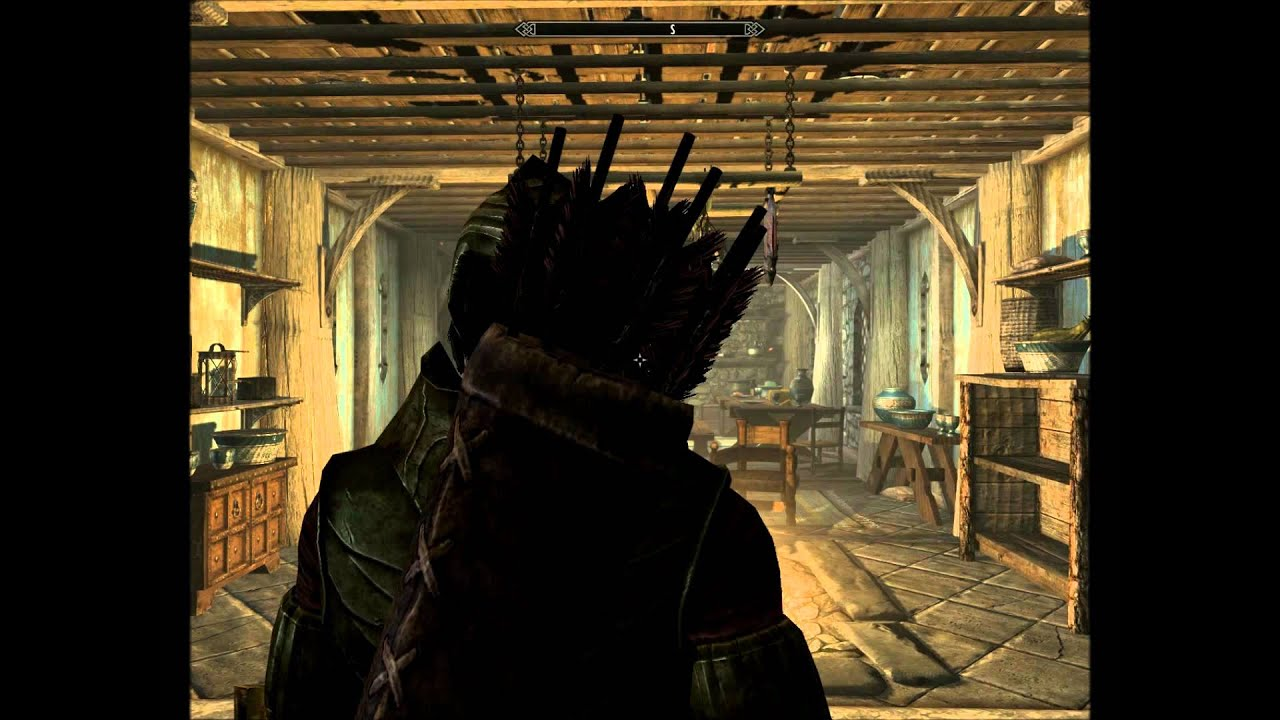 How To Decorate Your House In Skyrim Windhelm Marvelous Interior