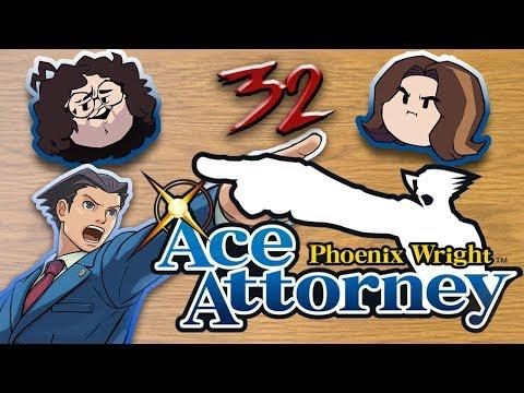Phoenix Wright  - 32 - Homework