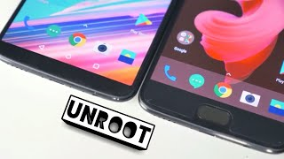 How to unroot all oppo phones ! In hindi.
