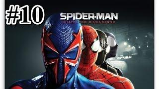 Spiderman Shattered Dimensions - Bölüm 10 - Kızdırmayın Adamı