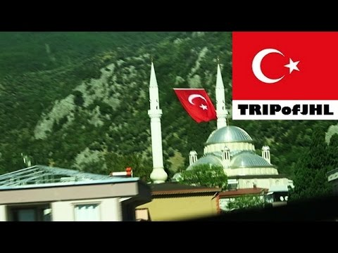 [TRIPofJHL] Traveling on a bus from Eskişehir to Bursa