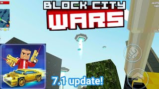 BLOCK CITY WARS 7.1 UPDATE!