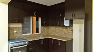 Plastic Kitchen Cabinets With Granite Top