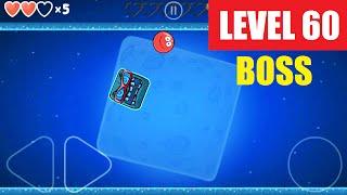 Red Ball 4 level 60 Walkthrough / Playthrough video.