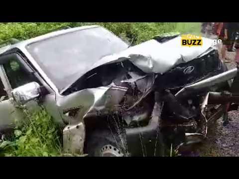 Road Accident at Morang : one dead after fatal crash between jeep and car