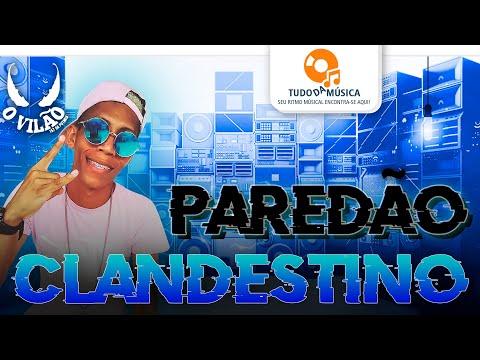 O Vilão - Paredão Clandestino - Lyric Vídeo - Lançamento 2020