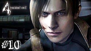ТЫ ЗАЧЕМ РАЗДЕЛСЯ?! ► Resident Evil 4 Прохождение #10 ► ХОРРОР ИГРА