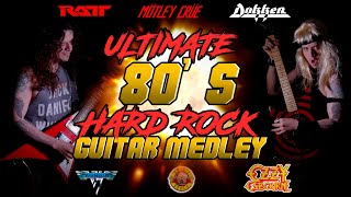 Baixar Ultimate 80'S HARD ROCK GUITAR MEDLEY!!! - Charlie Parra