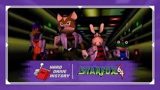 Hard Drive History | The True Origin of Star Fox 64's Iconic Characters
