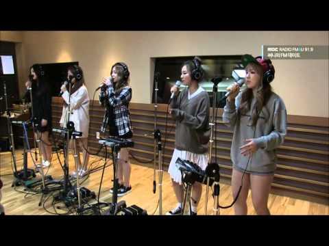 151001 Sunny's FM Date Red Velvet - Dumb Dumb Live