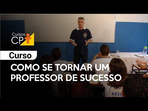 Clique e veja o vídeo Curso Como se Tornar um Professor de Sucesso