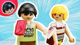 KARLCHEN KNACK #53 - Karlchen wird beim klauen erwischt?! - Playmobil Polizei Film