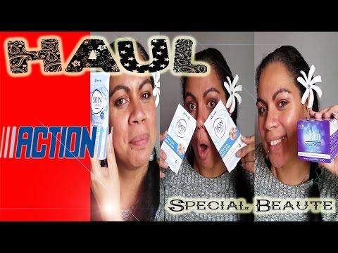 HAUL ACTION #5 : Spéciale rayon beauté