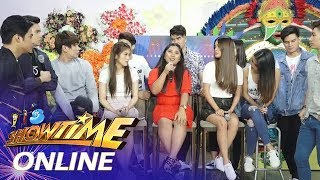 It's Showtime Online; Defending champion Dianne Vergoza talks about winning the golden microphone