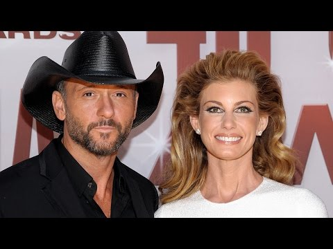 Tim McGraw Turns 50! His Cutest ET Moments With Wife Faith Hill
