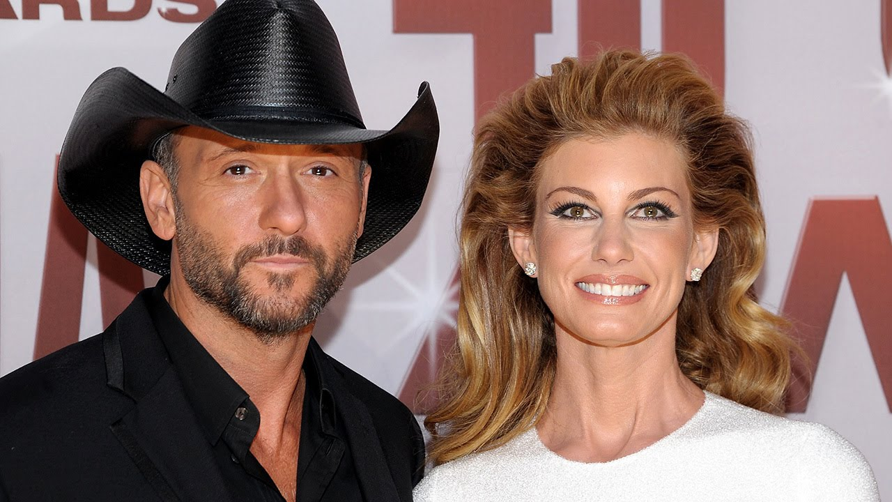 Tim McGraw Turns 50! His Cutest ET Moments With Wife Faith