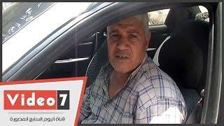 """المواطن سيد لمحافظ الجيزة: """"نفق إمبابة هيتقفل من الباعة والقمامة"""""""