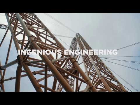 Subscribe now! All about Sarens cranes and heavy lifting here!