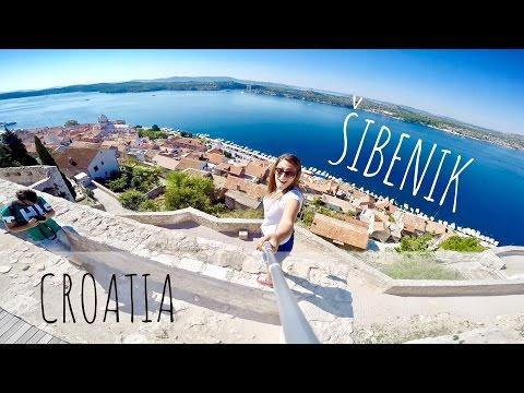 Sibenik Croatia GoPro road trip
