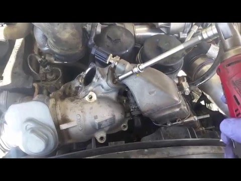 Ford 6.4 powerstroke EGR removal both good and bad results