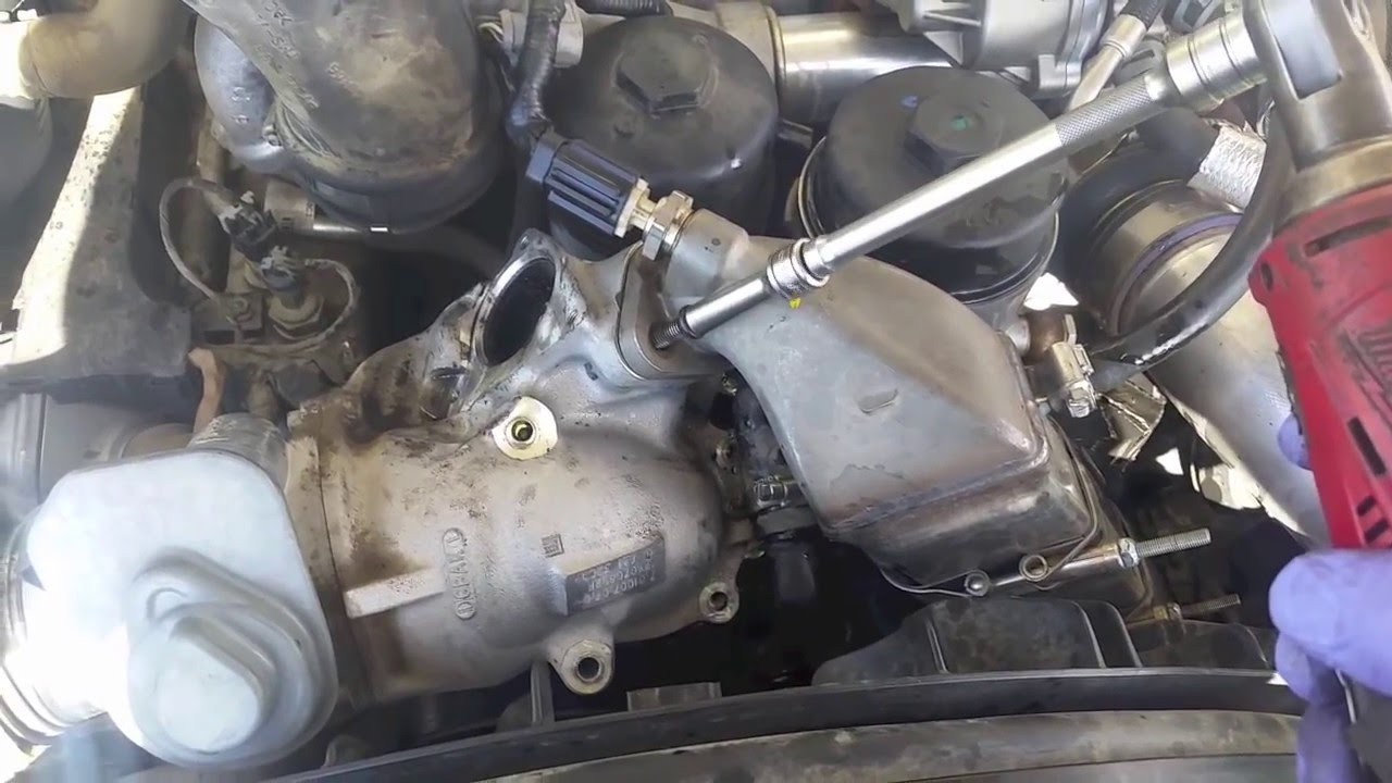Ford 6.4 powerstroke EGR removal both good and bad results ...