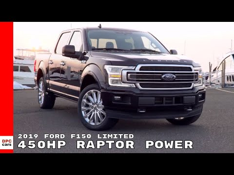 Ford F Limited Truck