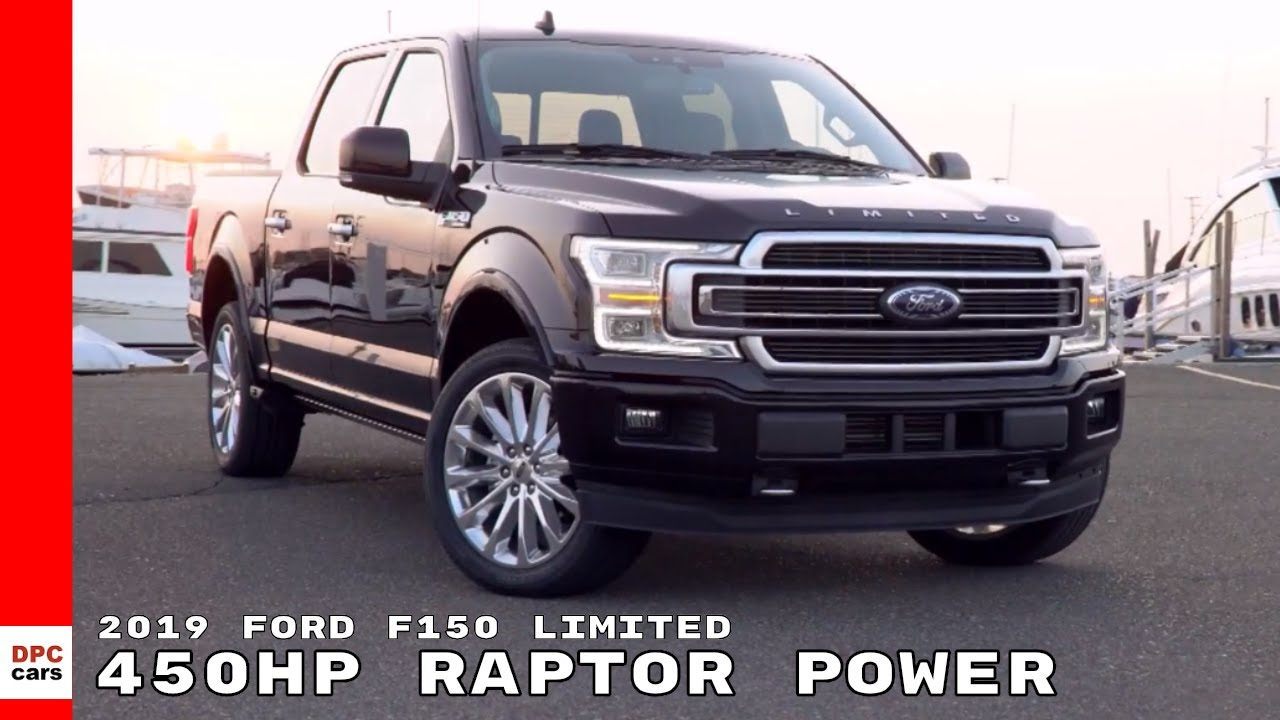 2019 Ford F150 Limited Truck Youtube