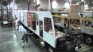 Best Selling Motorhome Manufacturer Thor Motor Coach Plant Tour Diesel Motorhomes,Class A,Class C RV thumbnail