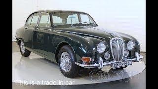 Jaguar S-Type 3.8 ltr 1965 -VIDEO- www.ERclassics.com